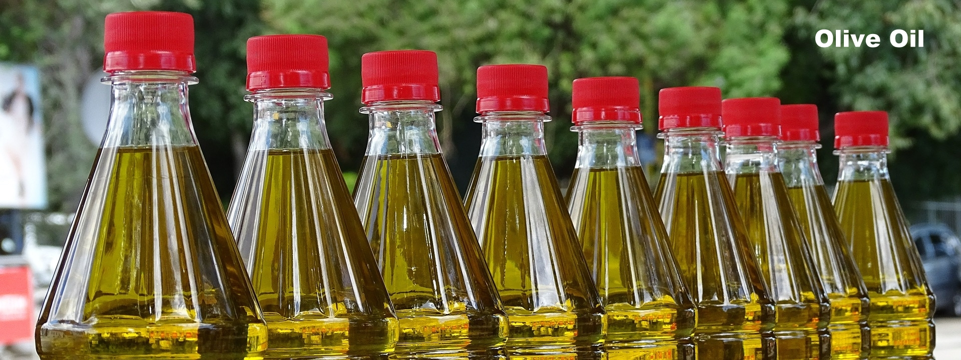 Olive Oil - Edible Oil